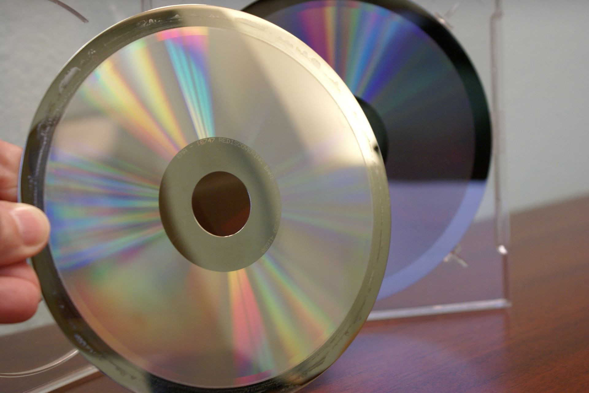 how to delete files from a cd r