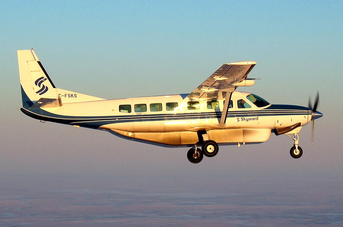 Cessna 208 Caravan Wikipedia Cat 3 4b Engine Diagram