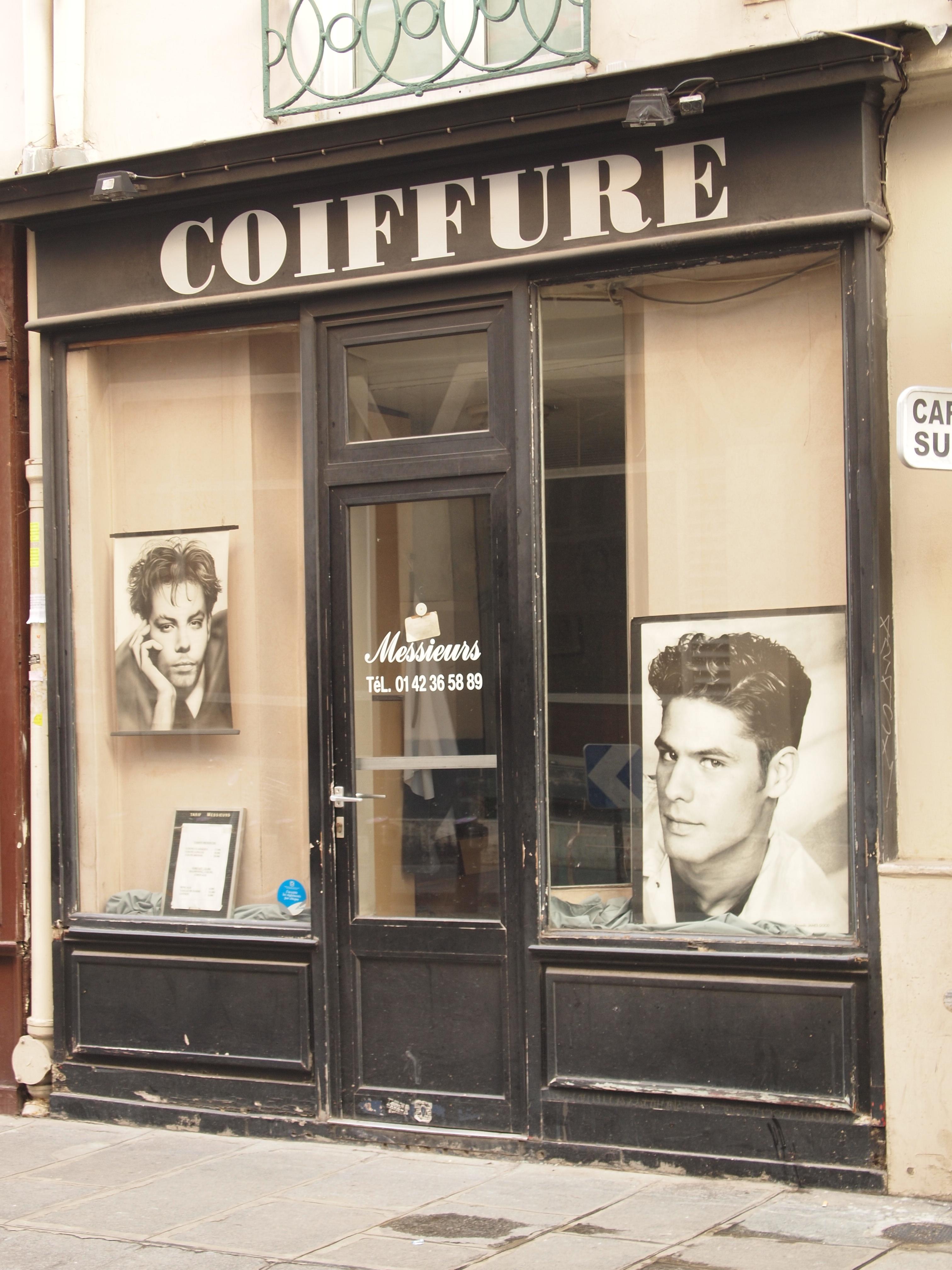 Caf coiffure paris coiffures la mode de la saison 2017 - Salon de coiffure blois ...