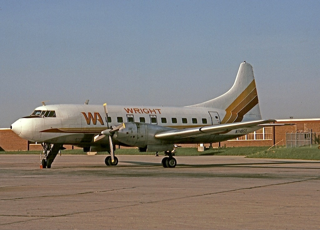 file convair cv-600  wright airlines jp7771695 jpg