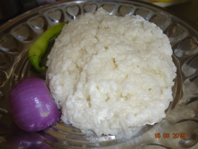 Cook at Home Recipes-curd rice