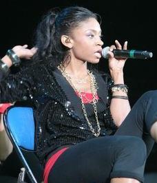 D. Woods American singer