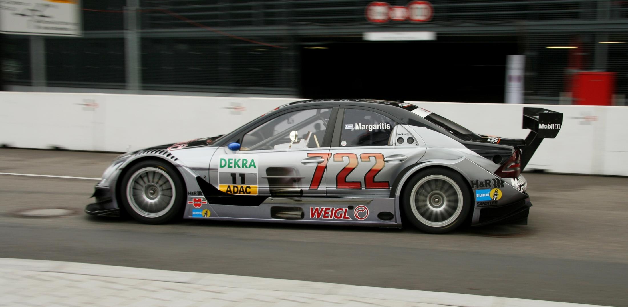 Mercedes Benz Dtm Race Car For Sale