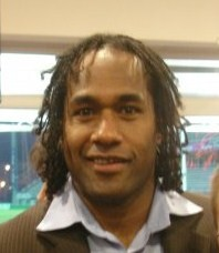 Vilimoni Delasau Fijian former rugby union footballer