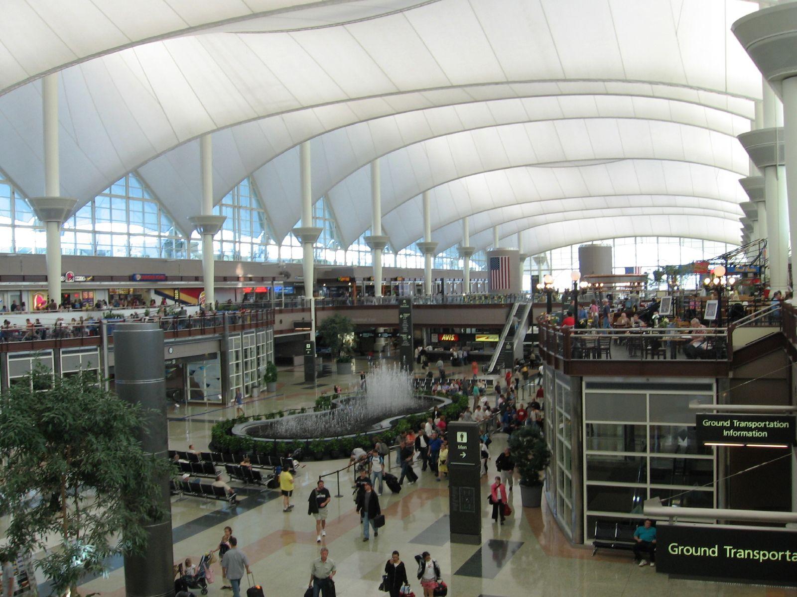 Denver Colorado International Airport Car Rentals