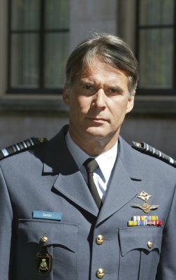 Berlijn als Chef-Defensiestaf in 2005
