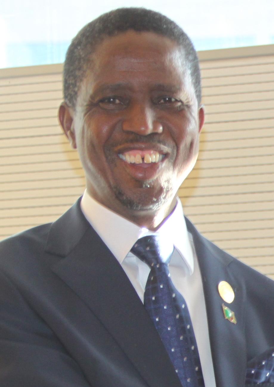 2015 Zambian presidential election - Wikipedia
