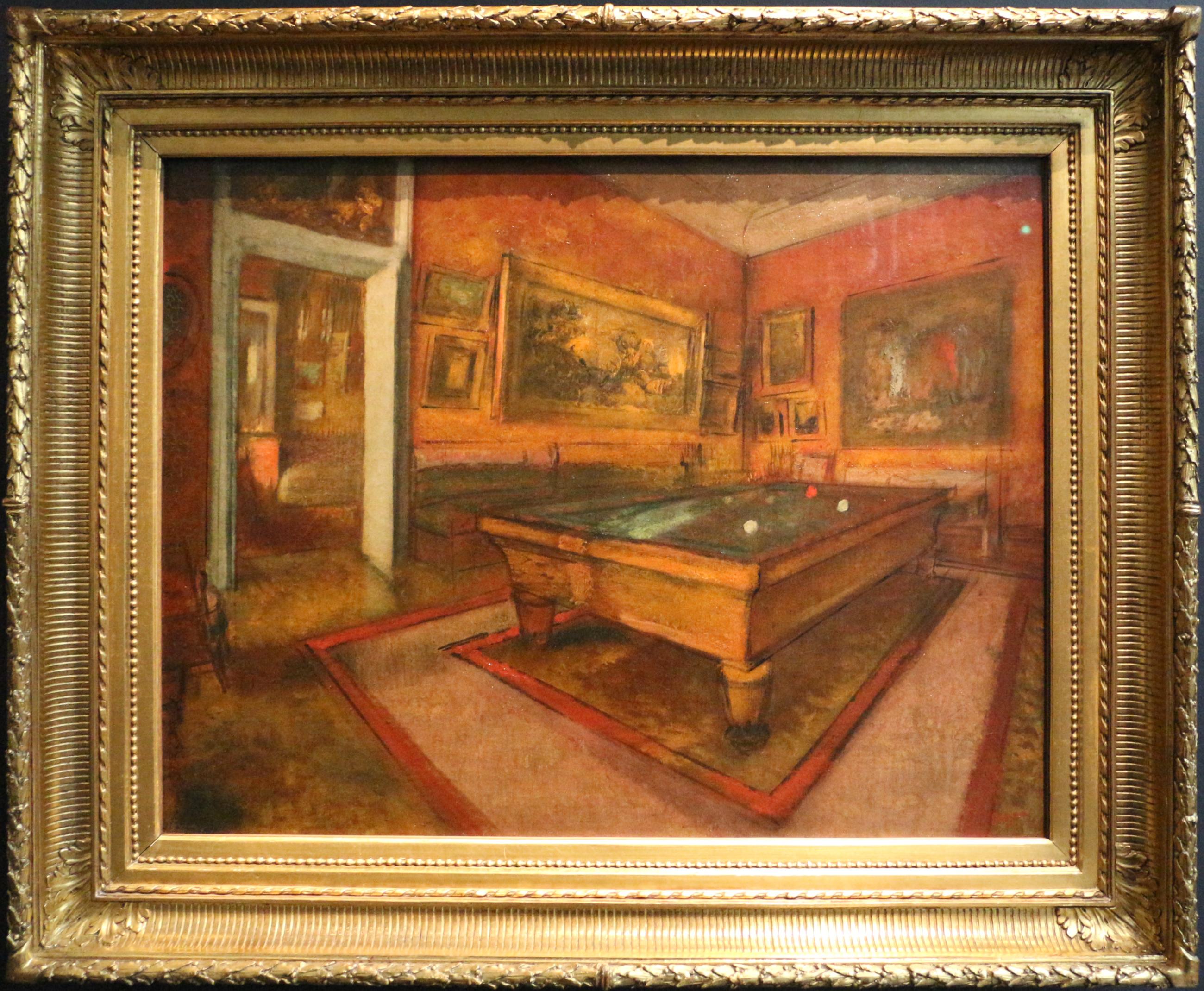 Sala Da Biliardo Degas : File edgar degas sala da biliardo al ménil hubert g