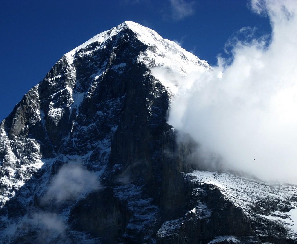 Eiger North Solitiry