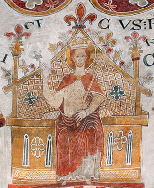 Eryk IV Denar od Pługa