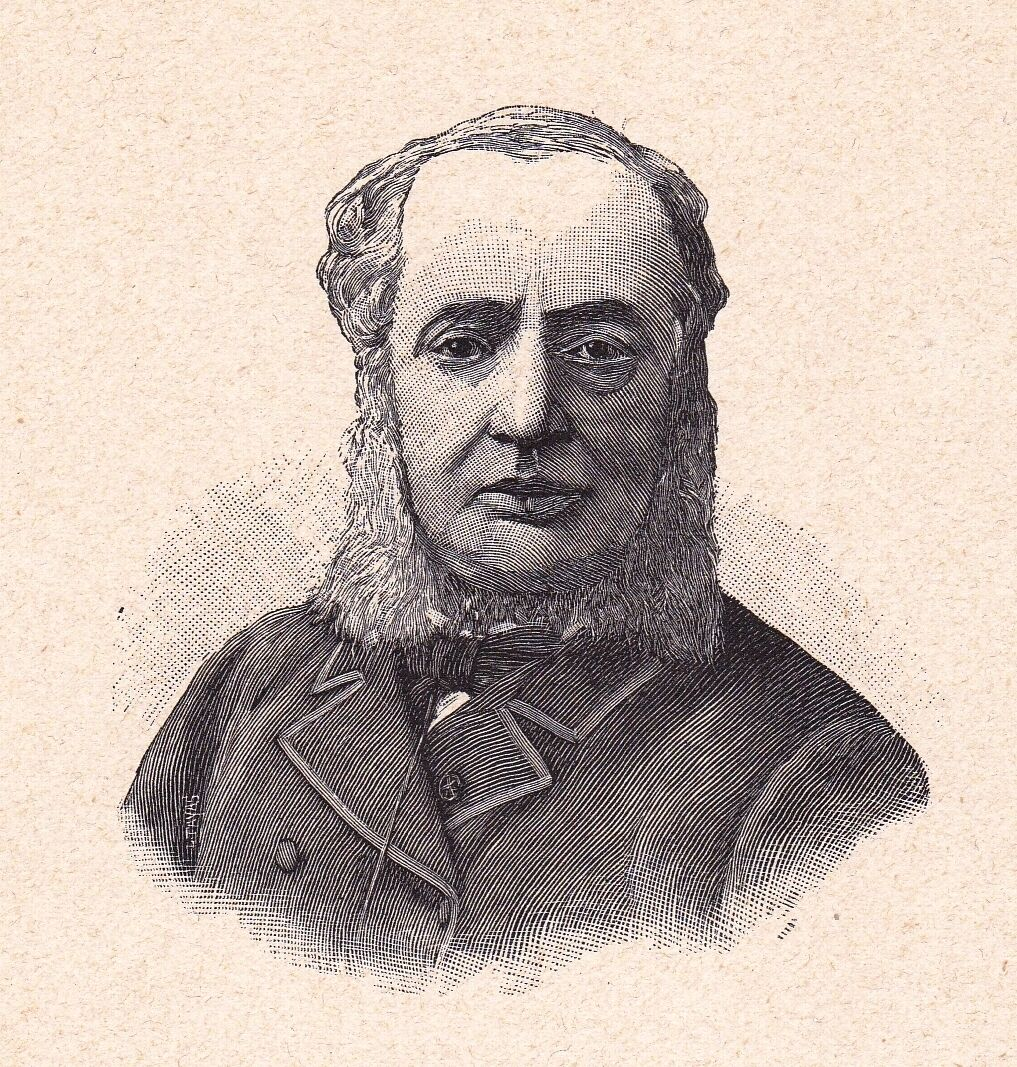 French pediatrician Eugène Bouchut