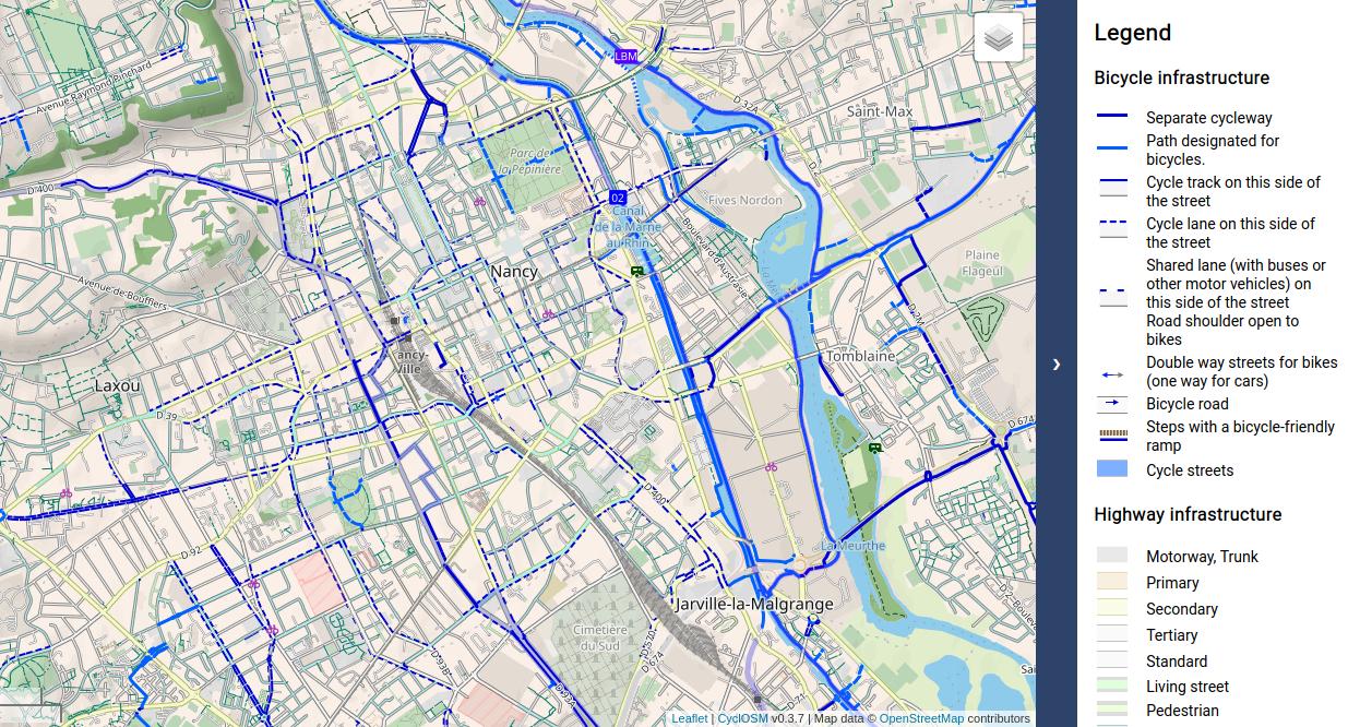 Fichier F54 Carte Pistes Cyclables Nancy Nov 2020 Jpg Wikipedia