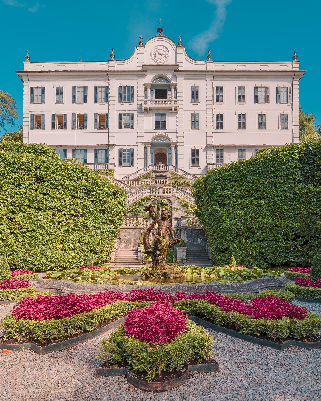 Villa A Tre Piani villa carlotta - wikipedia