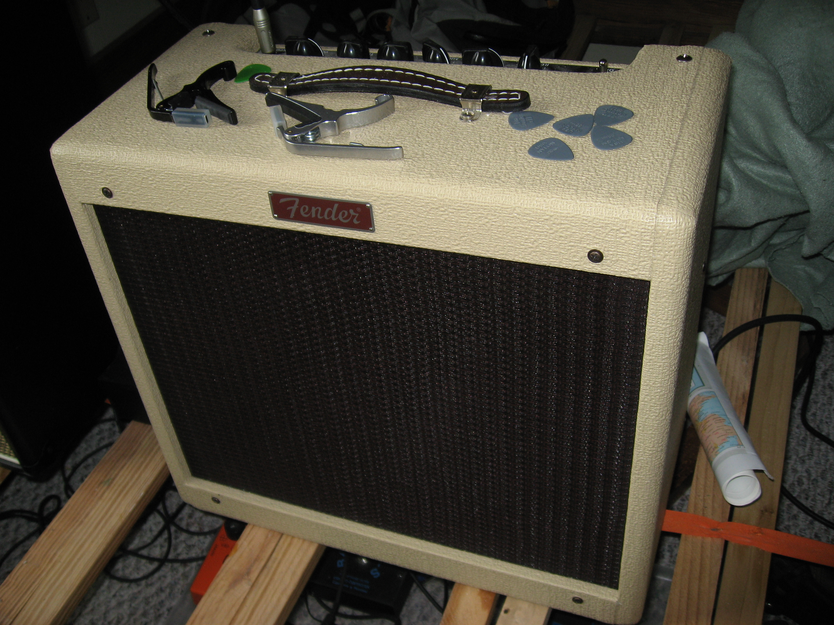 Fender Blues Junior - Wikipedia on