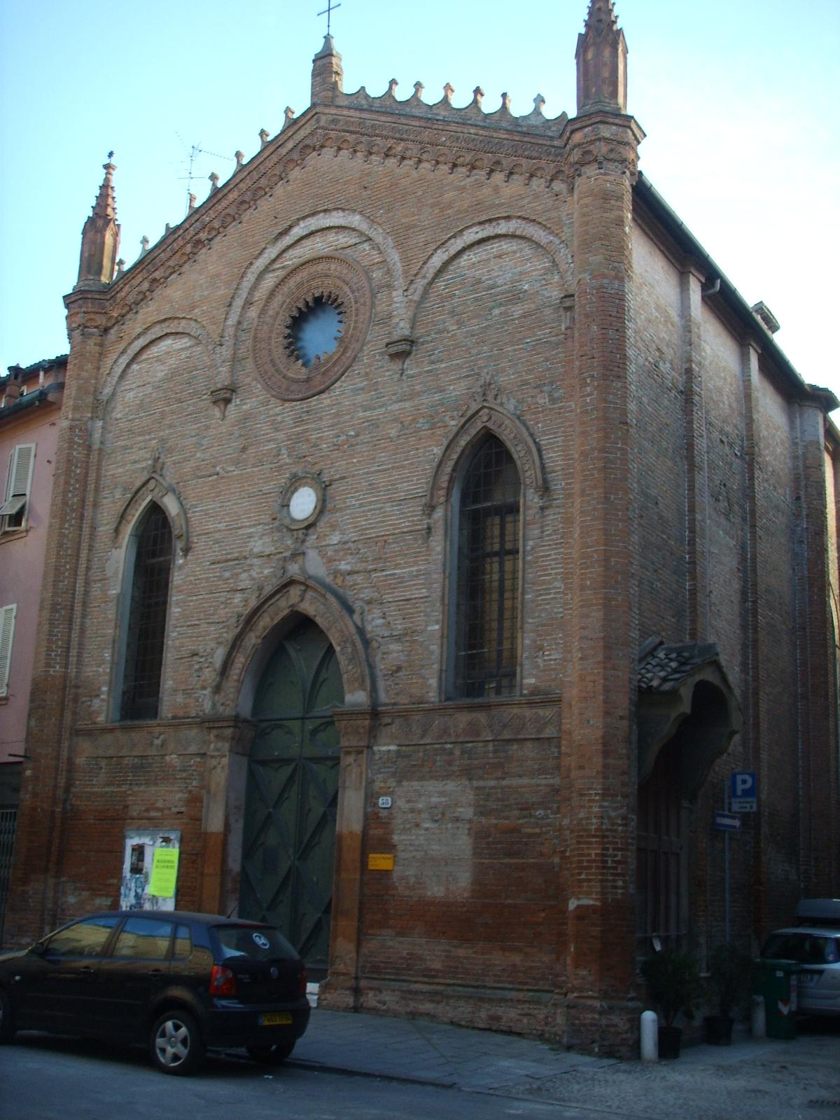 Chiesa di sant 39 antonio abate ferrara wikipedia for Arredo bimbo sant antonio abate