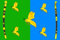 Флаг Бжедуховского сельского поселения