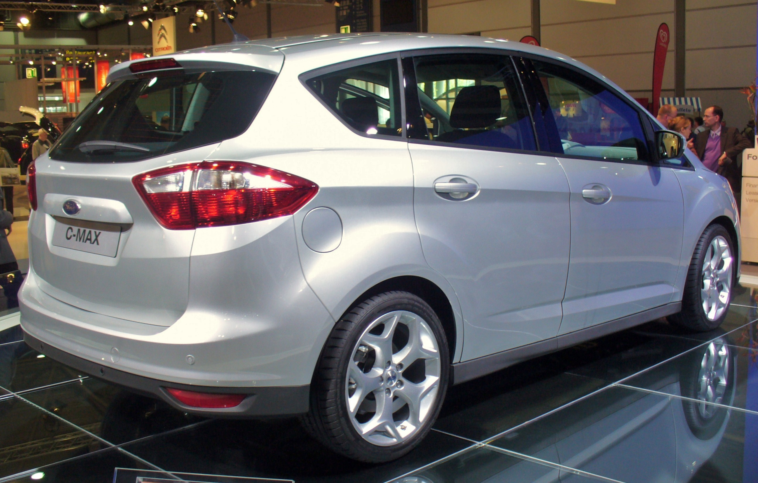 Ford C Max Car Battery