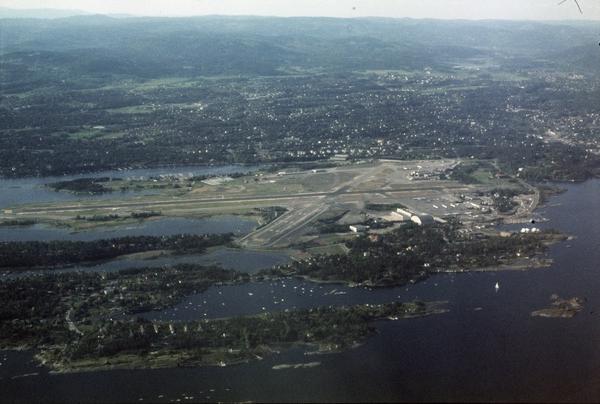 Oslo Lufthavn Far Nye Gatenavne Insideflyer Dk