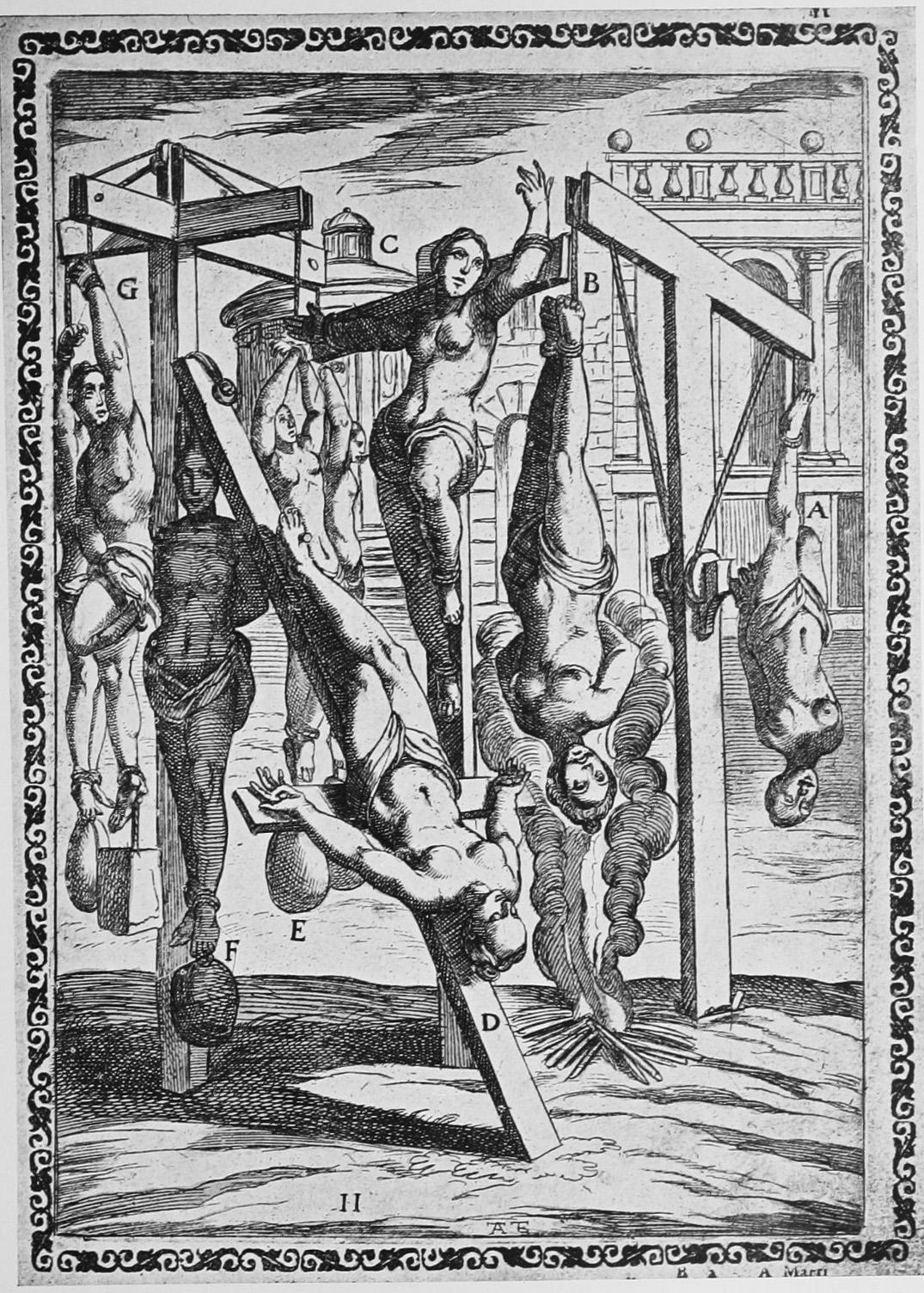 Пытки картинки жестокие
