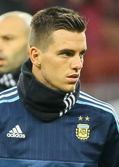 Giovani Lo Celso Argentine association football player