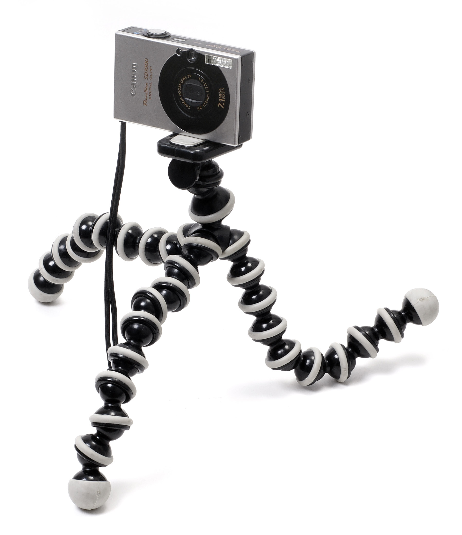 Gorilla Tripod For Iphone  Plus
