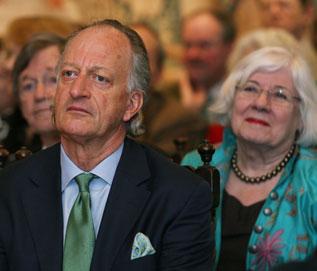 Graf von dem Bergh, F%C3%BCrst Karl Friedrich von Hohenzollern, Chef Hohenzollern-Sigmaringen.jpg