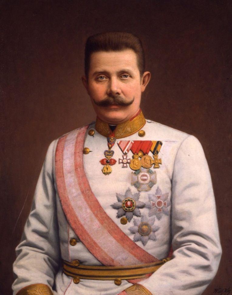 Franz Ferdinand von Österreich Este - Wikipedia