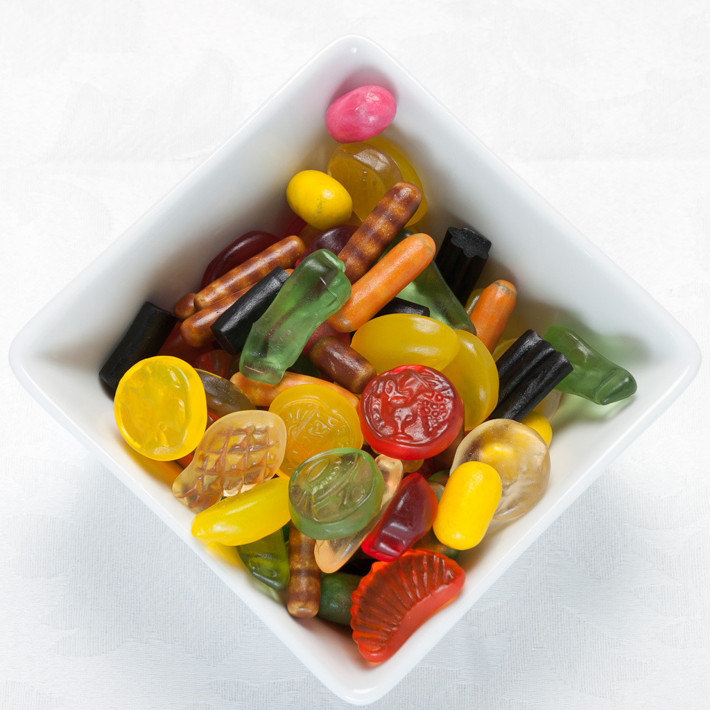 haribo mix