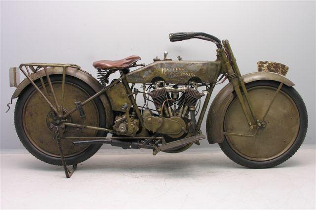 Harley-Davidson Motorcycle Model