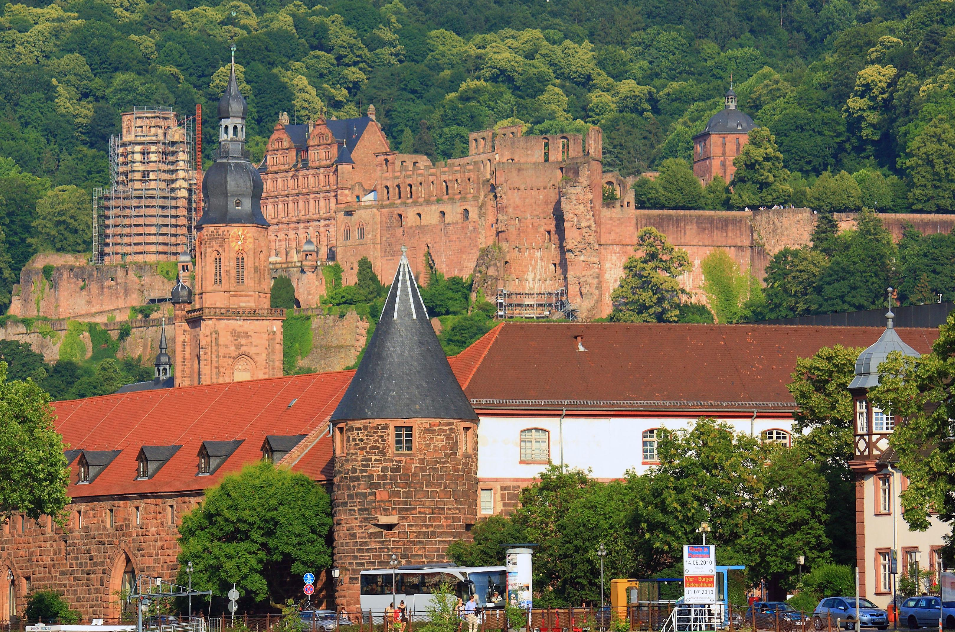 Hotel In Heidelberg Zentrale Lage Gunstig