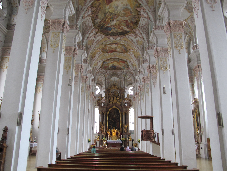 Heilig geist kirche kirchzarten webcam