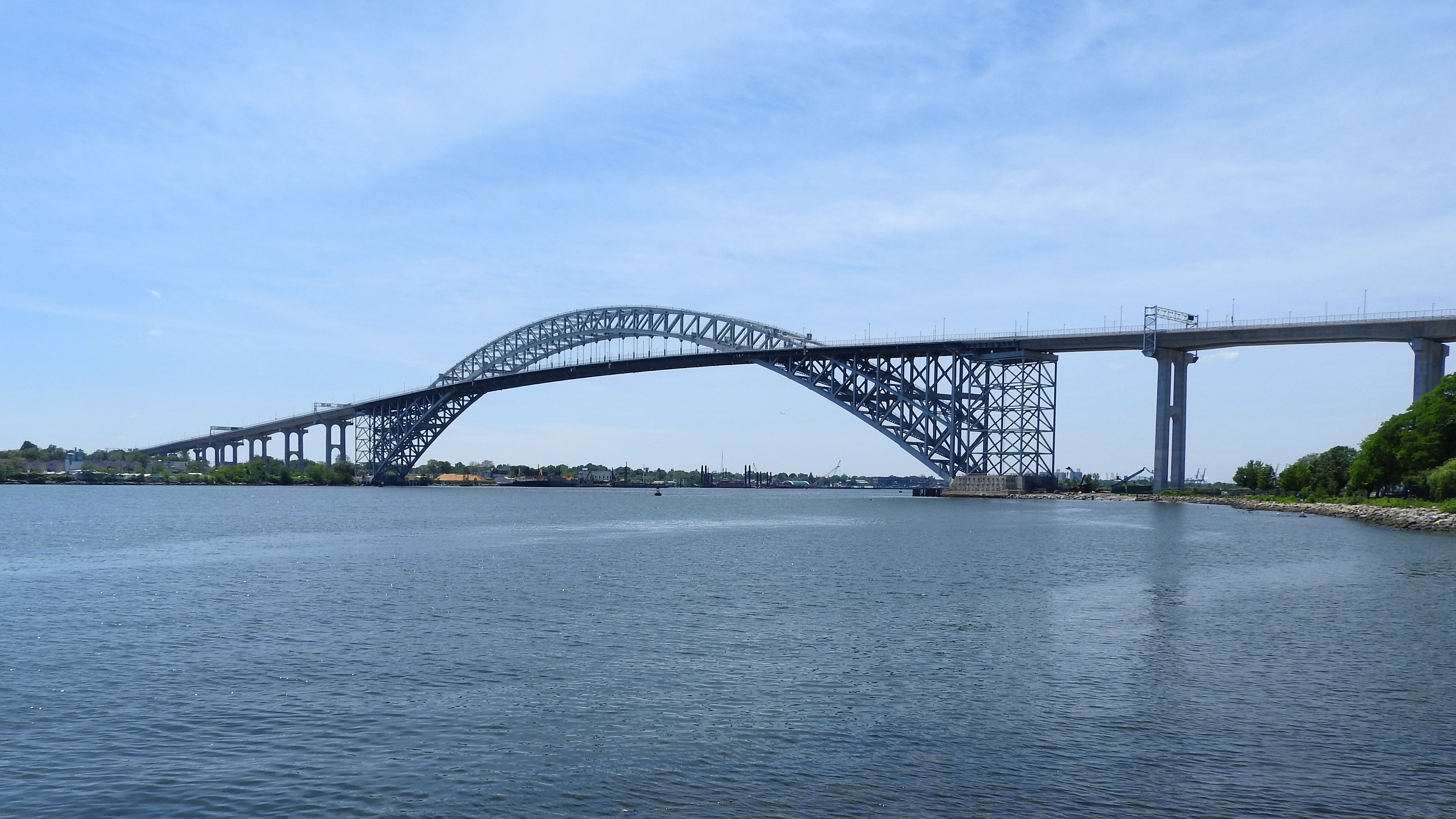 Bayonne Bridge - Wikipedia
