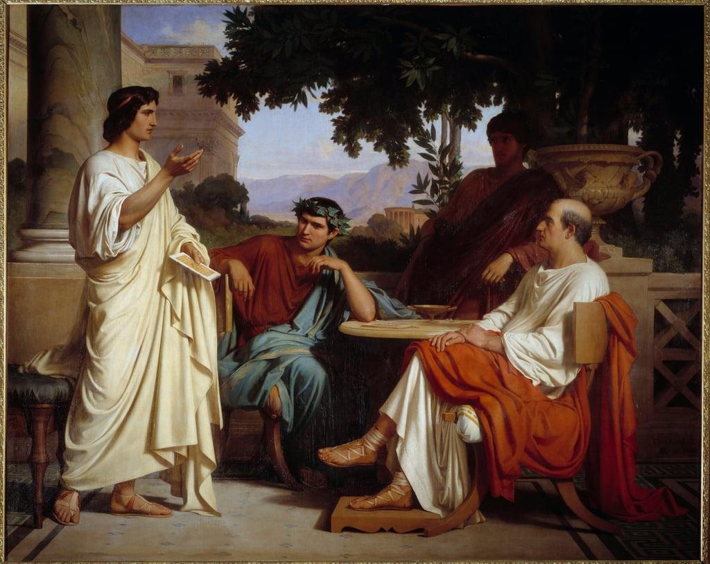 Horace, Virgil and Varius at the house of Maecenas.jpg