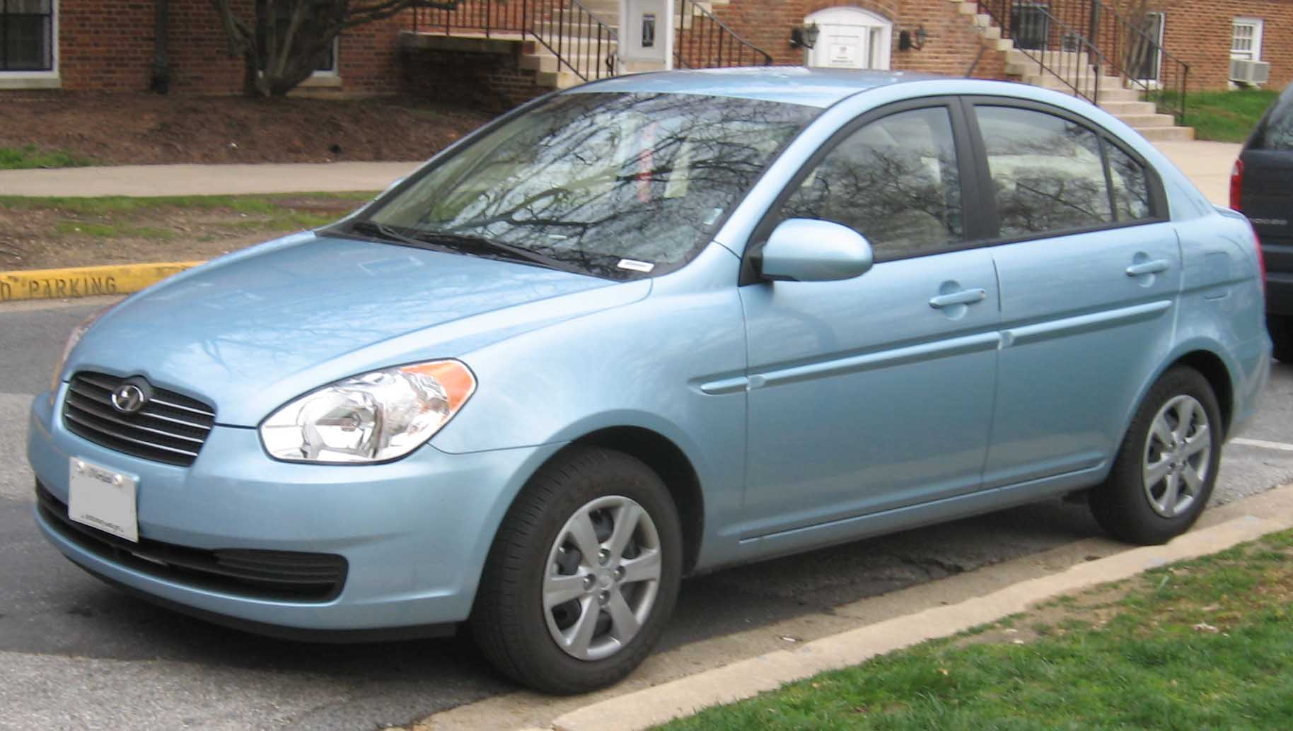 File Hyundai Accent Gls Sedan Jpg Wikipedia