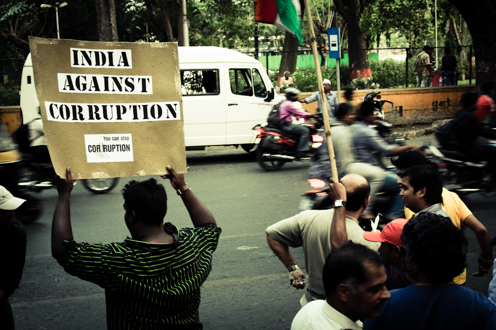 443 Words Essay on Corruption in India (free to read)