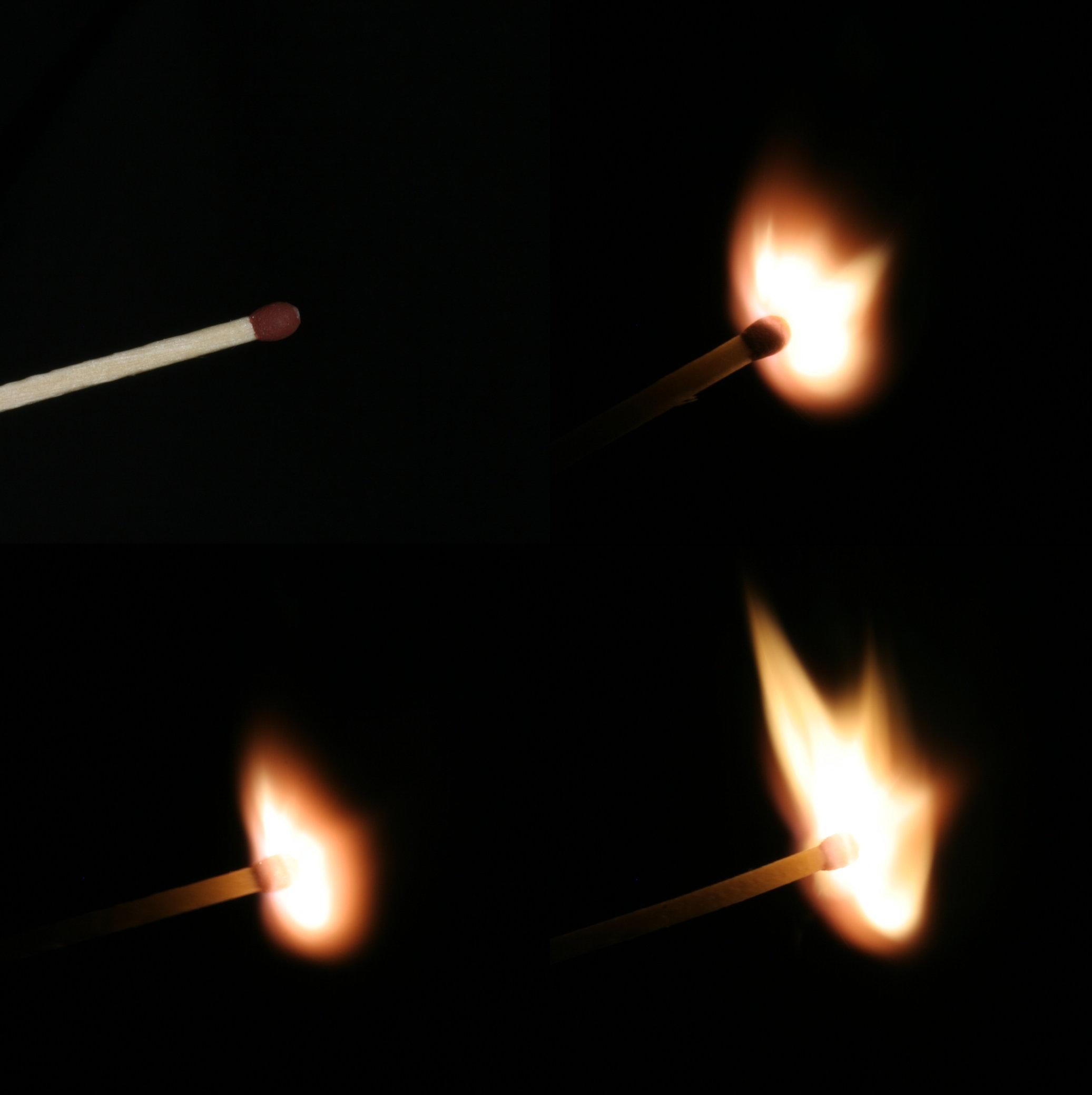картинки зажигание спички примет окончательного