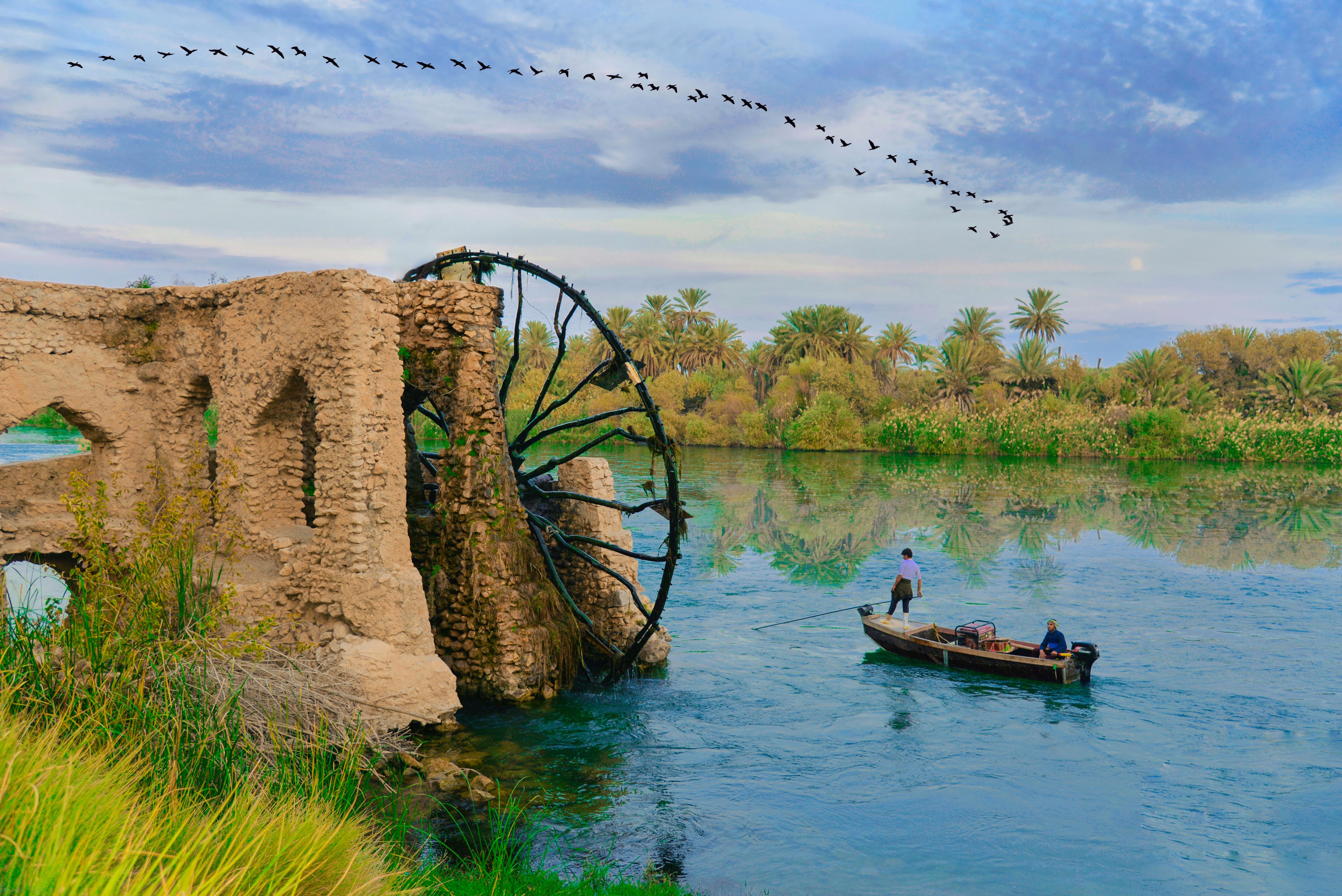 قائمة أنهار العراق Wikiwand