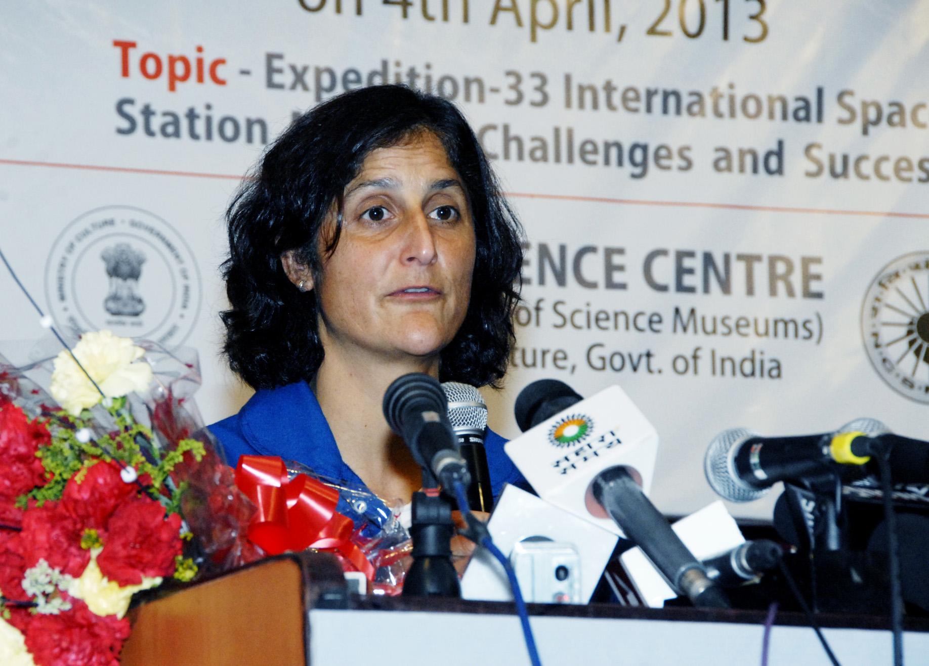 sunita williams speech