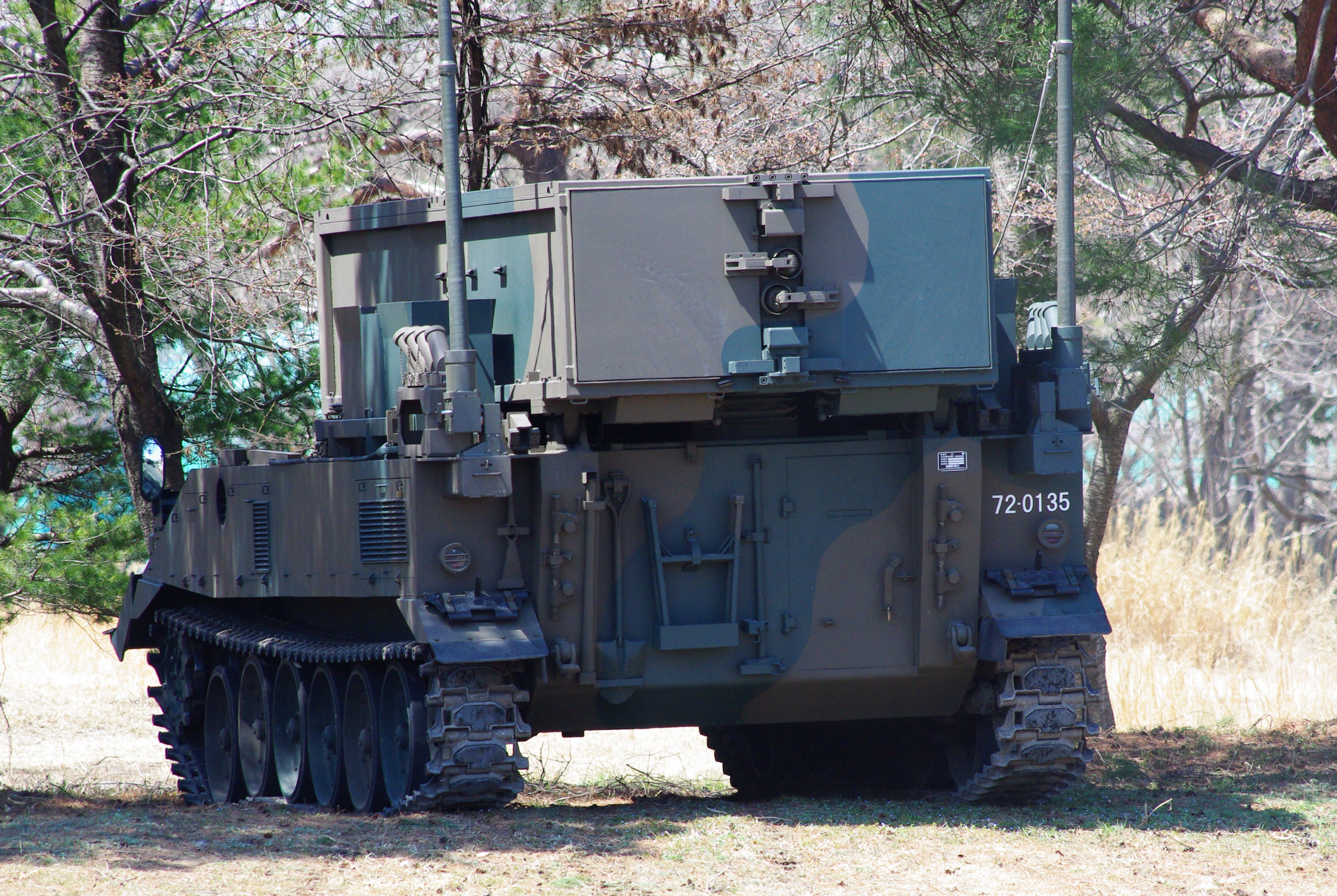 file jgsdf type92 mine clearing vehicle 20120408 04 jpg wikimedia commons. Black Bedroom Furniture Sets. Home Design Ideas