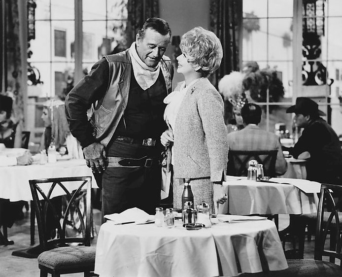 File John Wayne Lucille Ball The Lucy Show 1966 Jpg