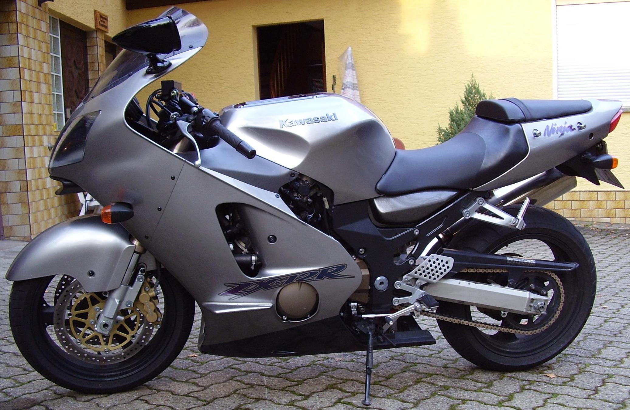 Kawasaki Zx R Rear Fearing Delete