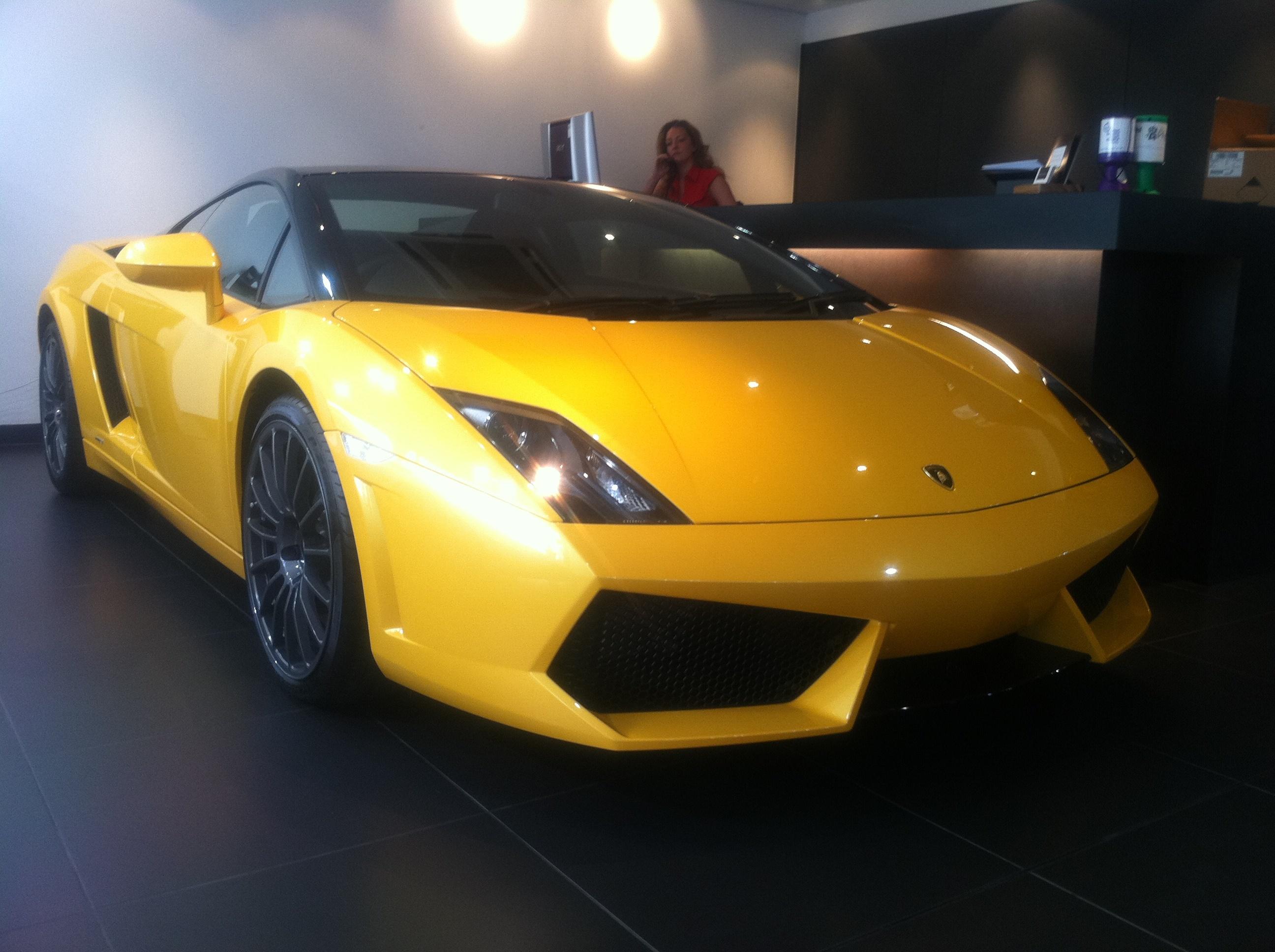File Lamborghini Lp570 4 Gallardo Yellow Black 6390309781 Jpg