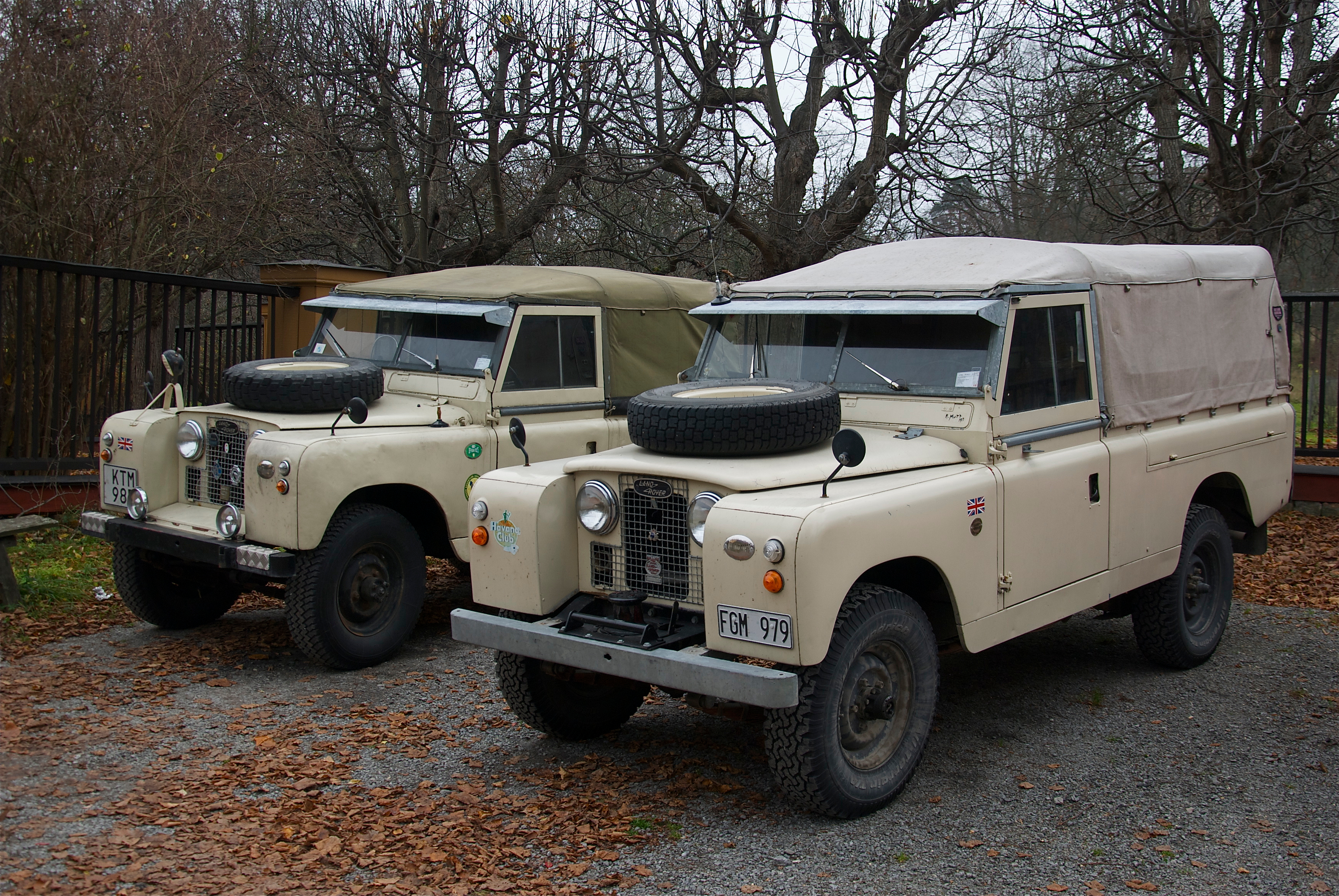 File Land Rover Series Ii Jpg Wikimedia Commons