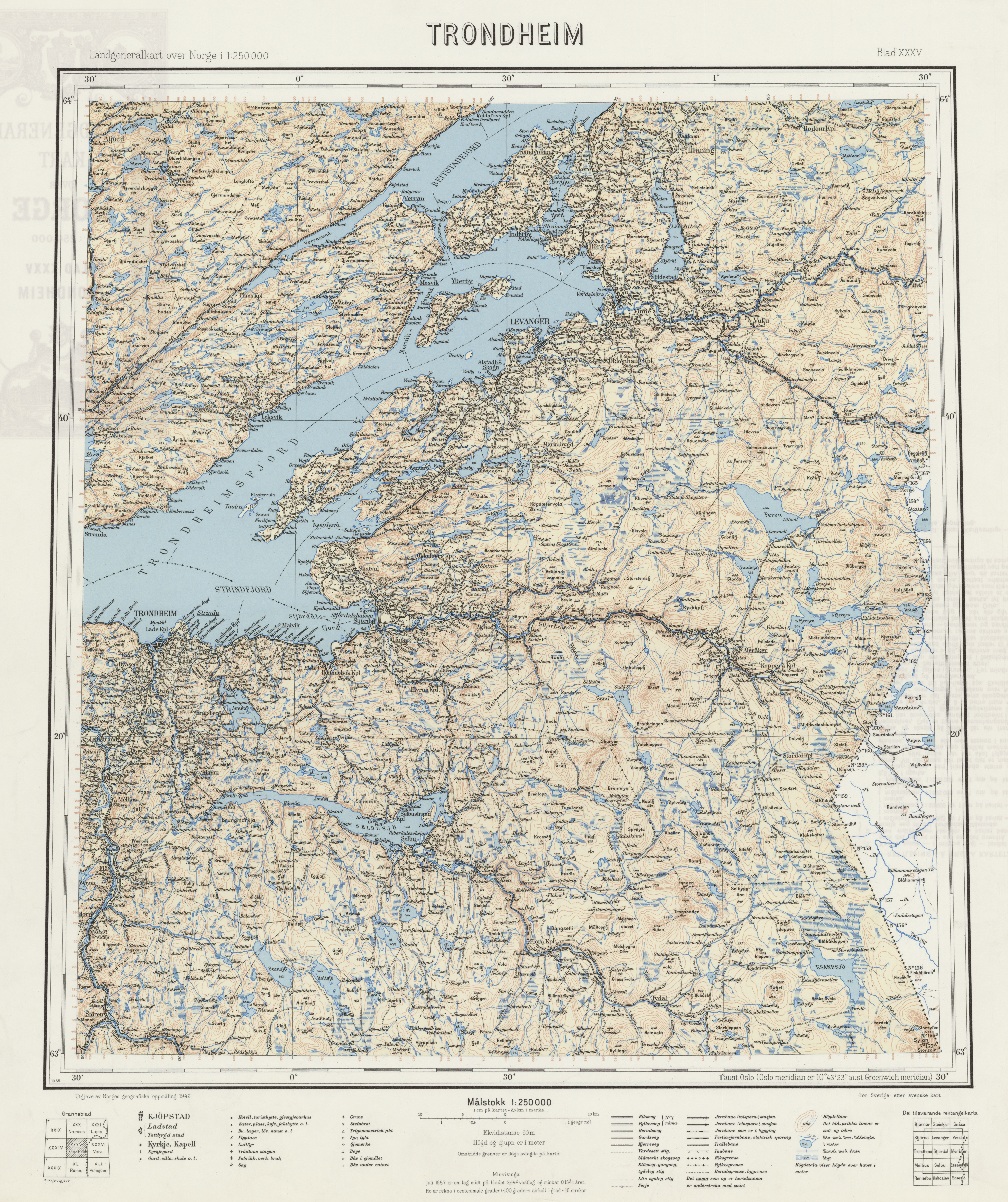 time kyrkje kart File:Landgeneralkart 35, Trondheim, 1942.   Wikimedia Commons time kyrkje kart