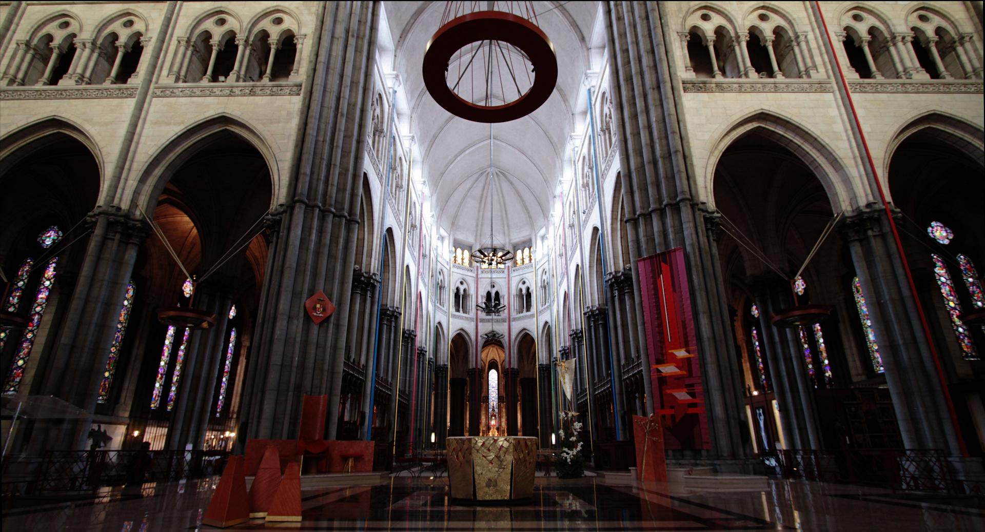 Fichier lille cathedrale notre dame de la treille wikip dia - Lille notre dame de la treille ...