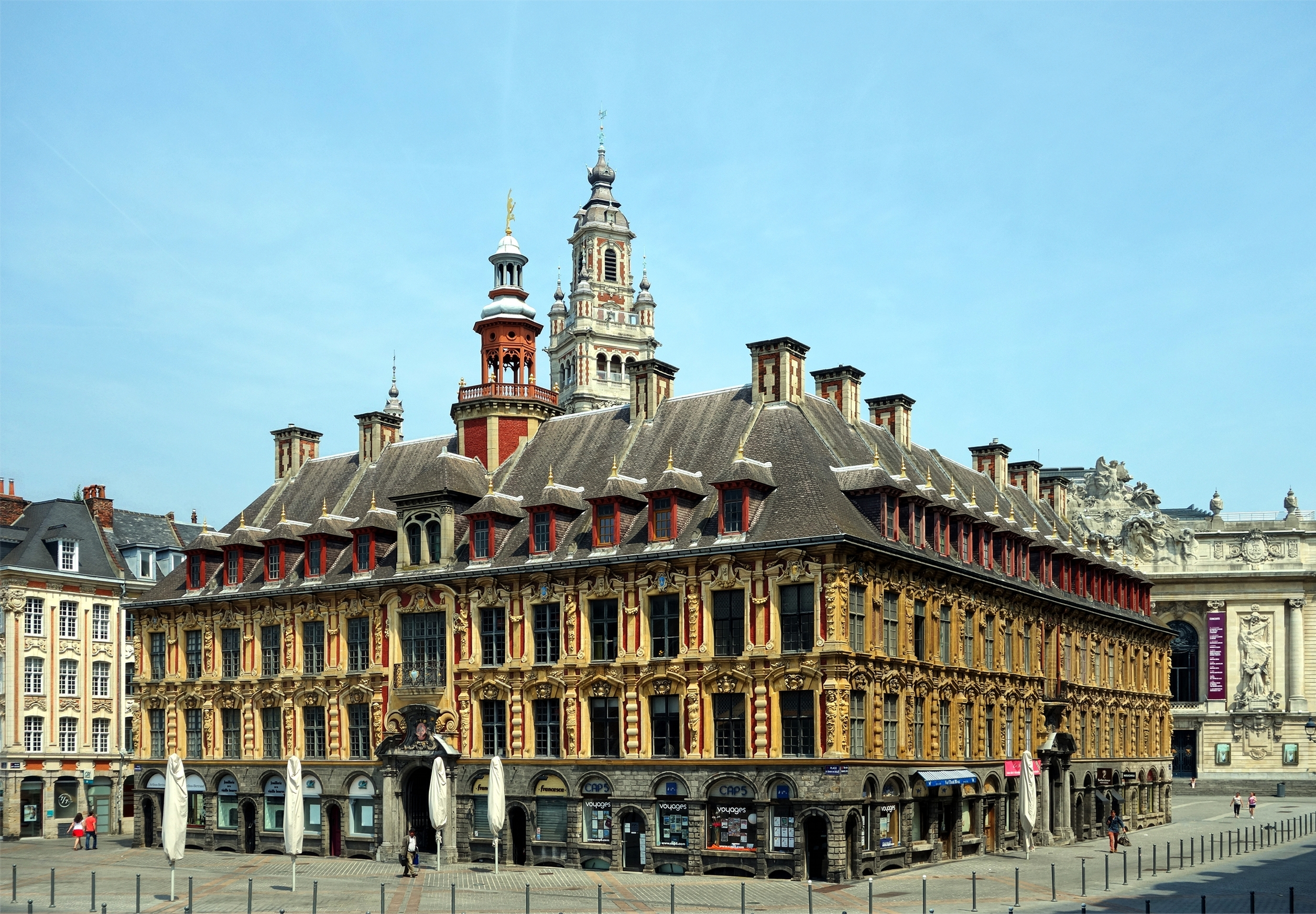Vieille Bourse - Wikiwand