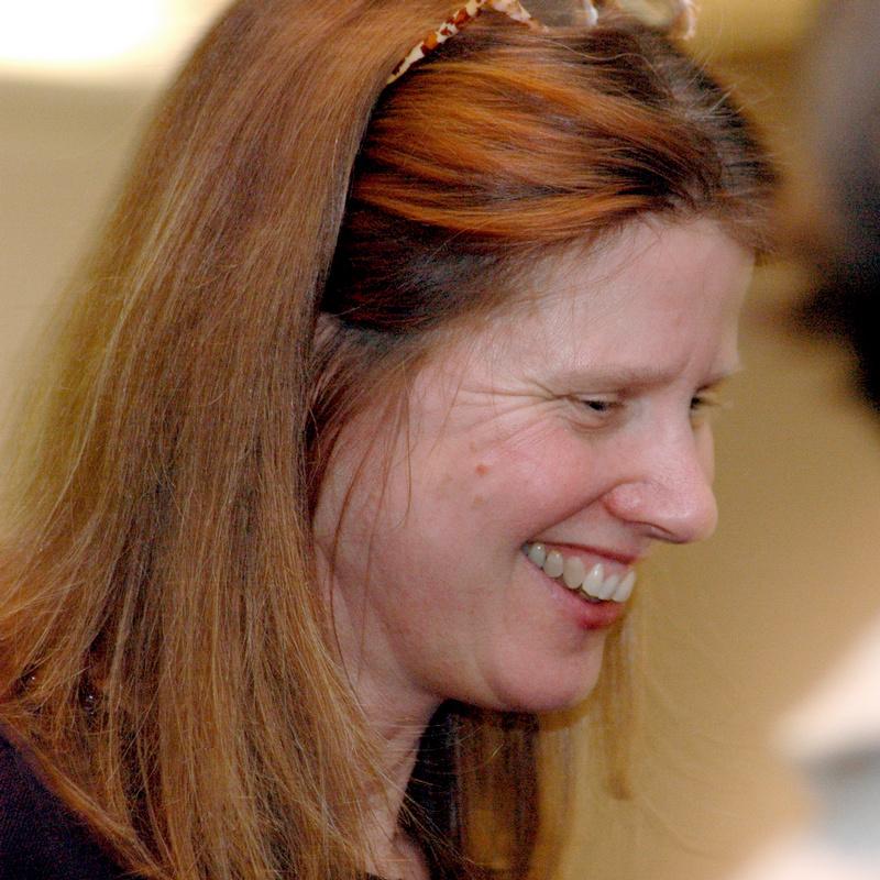Portrait of Lynne Rae Perkins