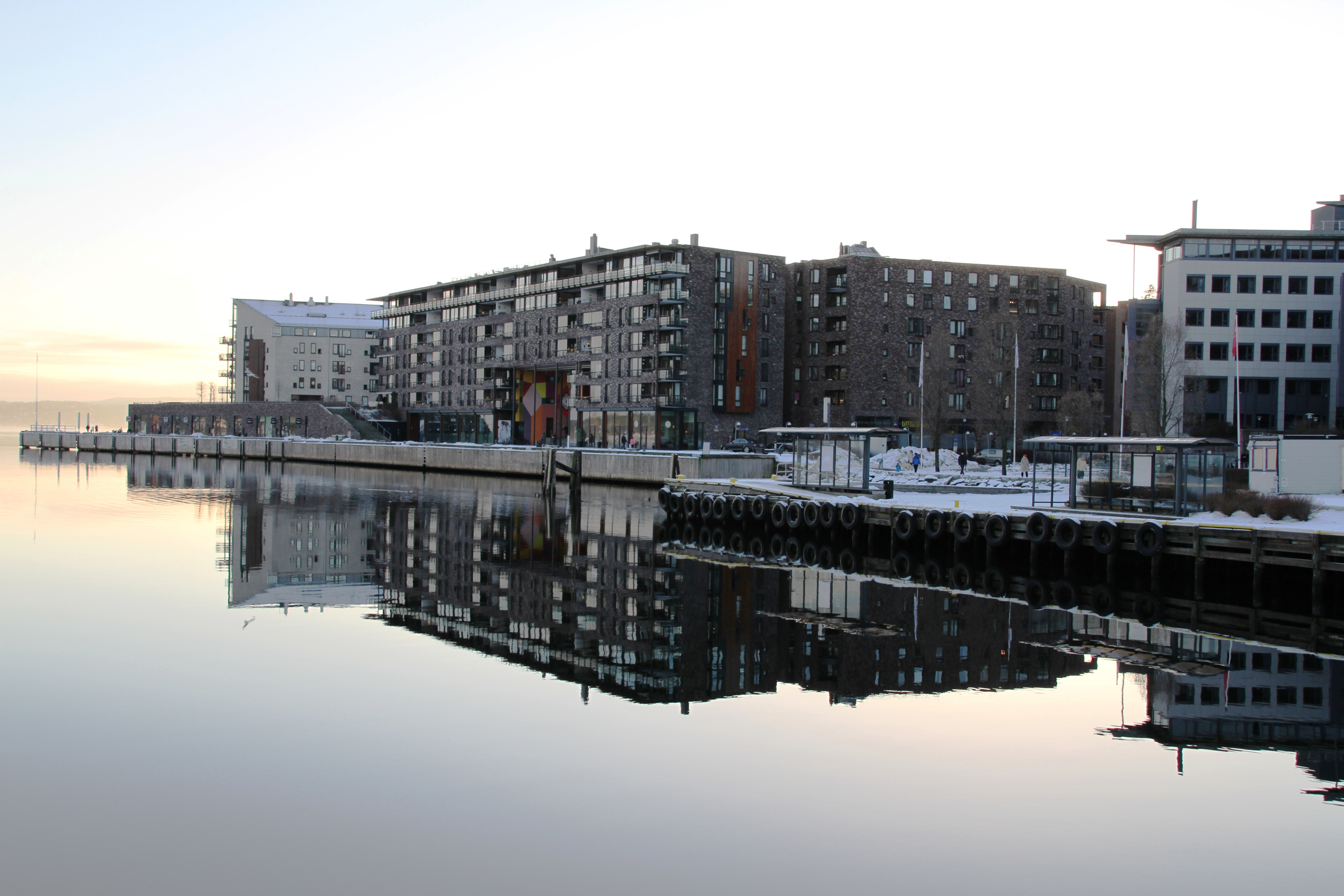 Lysaker Norway  city pictures gallery : Lysaker Brygge IMG 9790 Wikimedia Commons