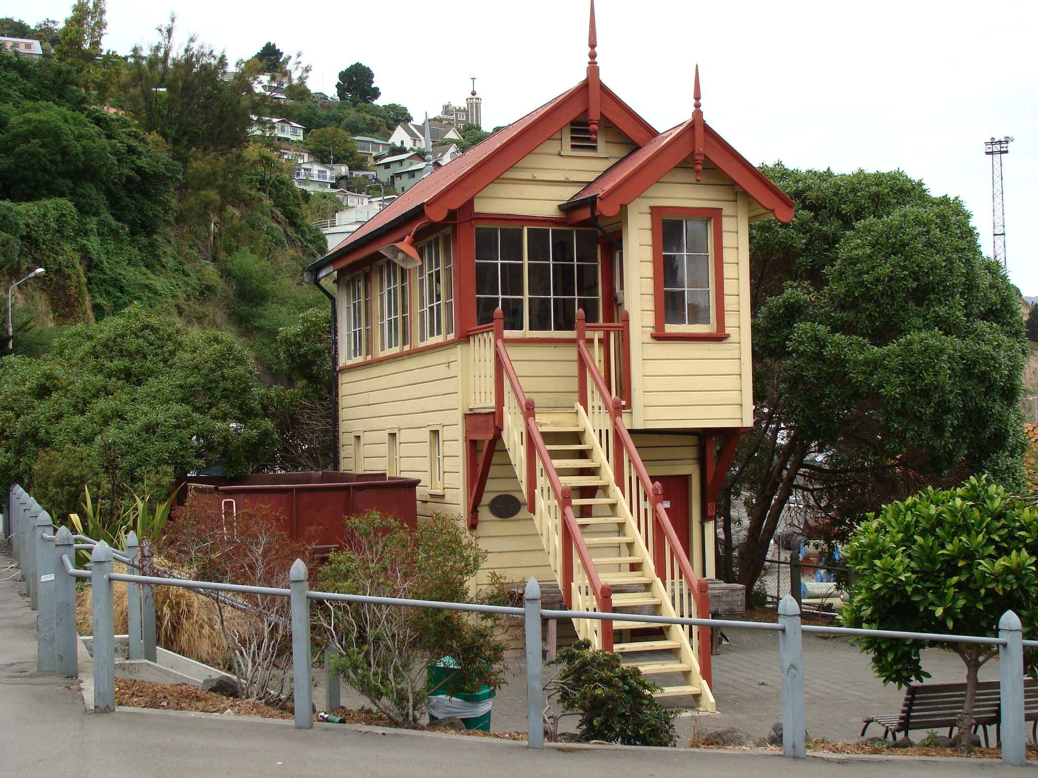 Railway house dream small pinterest house for Compact cottages