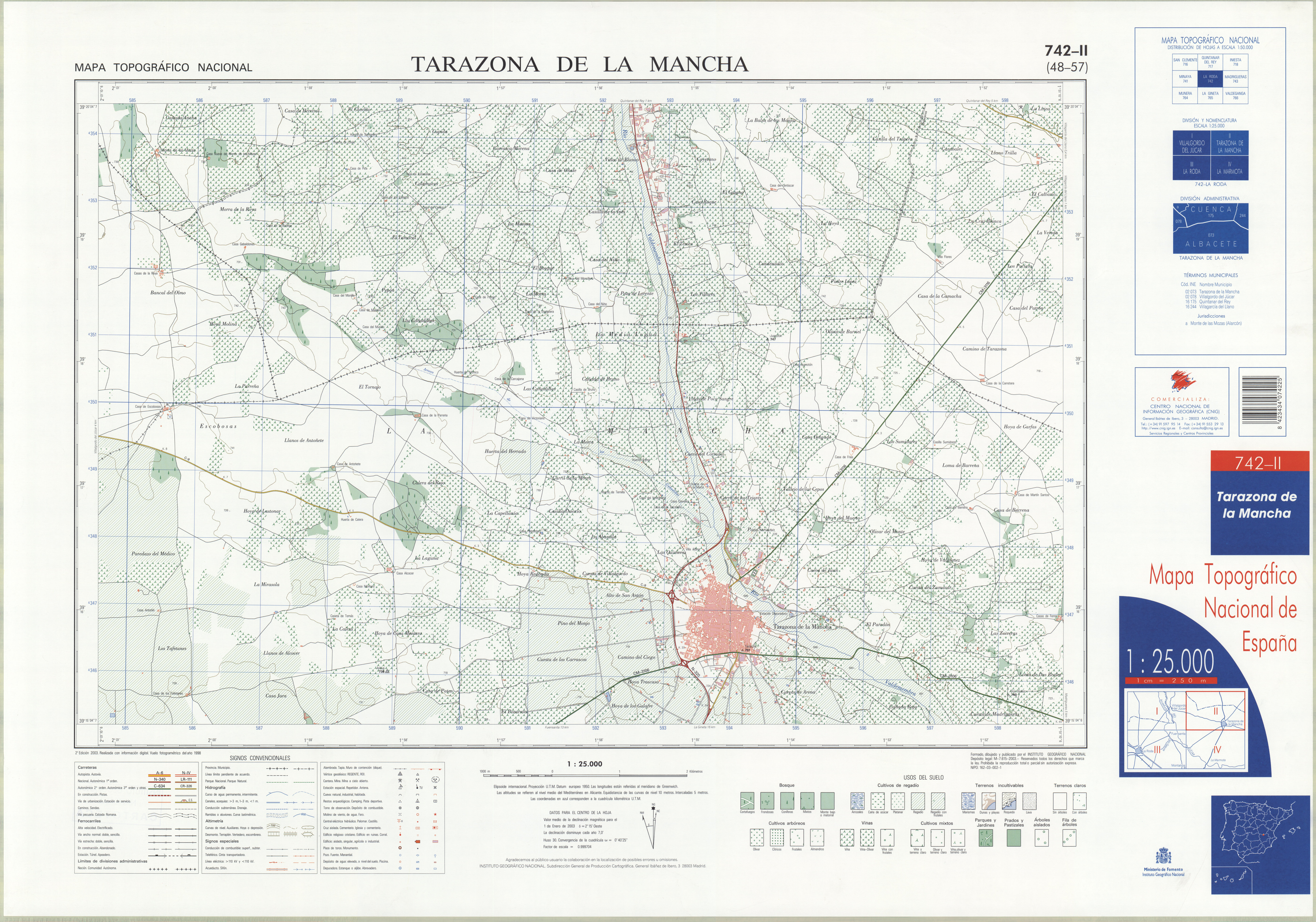 File Mtn25 0742c2 2003 Tarazona De La Mancha Jpg Wikimedia Commons
